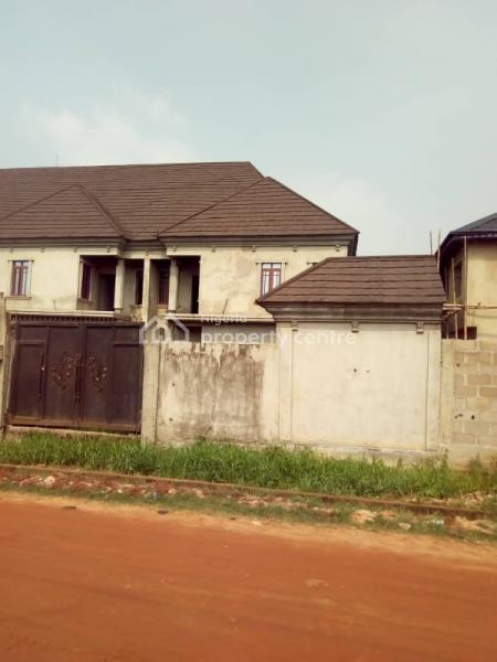 4 Bedroom Terrace Duplex with a Bq, Near Channels Tv, Isheri North, Lagos, Terraced Duplex for Sale