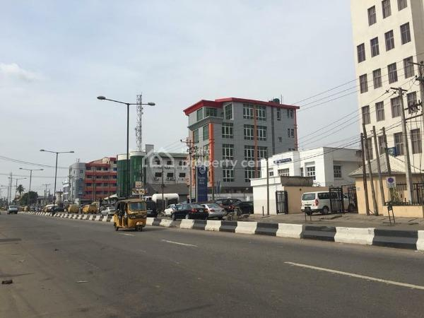 Brand New Open Office Space of 145sqm on Third Floor and 140sqm on Fourth Floor, Oba Akran, Ikeja, Lagos, Office Space for Rent