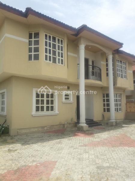 Spacious 4 Bedroom Semi Detached Duplex, Off Meadow Hall School Road, Ikate Elegushi, Lekki, Lagos, Semi-detached Duplex for Rent