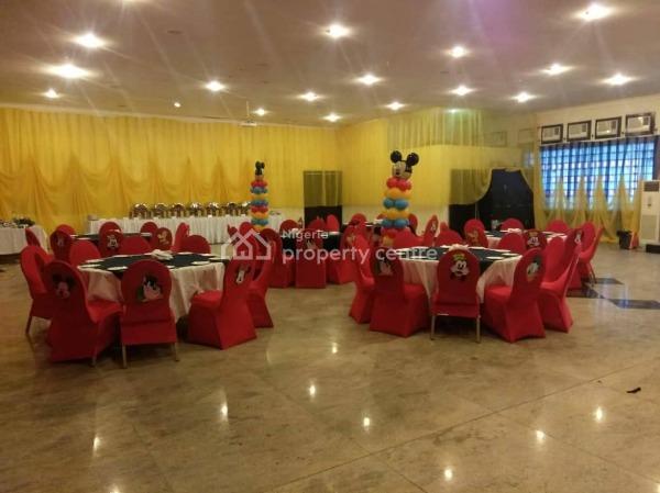 Banquet Hall, 17 Burma Road, Apapa Wharf, Apapa, Lagos, Hall for Rent
