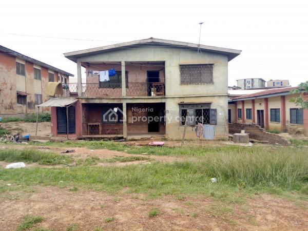 Massive Tenament Building in a Strategic Location, Abayomi Area, Off Iwo Road, Ibadan, Oyo, House for Sale