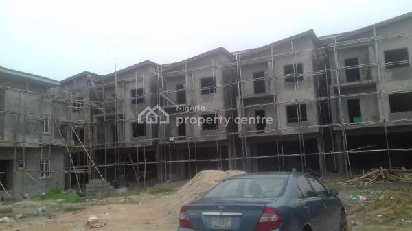 4 Bedroom Luxury Terrace, Town Planning, Ilupeju Estate, Ilupeju, Lagos, Terraced Duplex for Sale