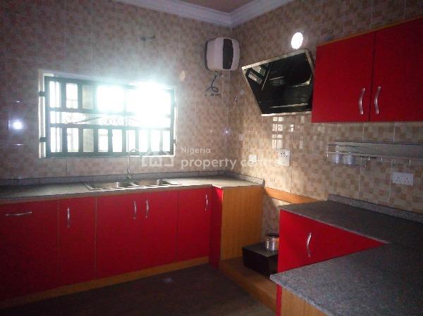 4 Bedroom Semi Detached Duplex, Off Woji Road, Rumurolu, Port Harcourt, Rivers, Semi-detached Duplex for Rent