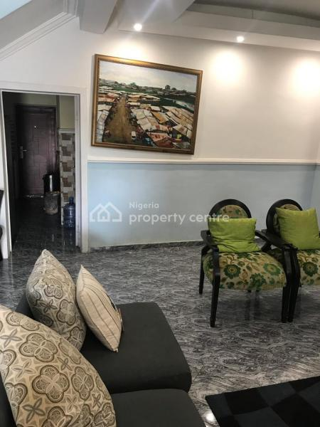 Super and Well Finished  2 Bedroom Terrace Duplex with a Room Bq with 24hour Supply, By 3rd Roundabout, Ikate Elegushi, Lekki, Lagos, Terraced Duplex for Sale