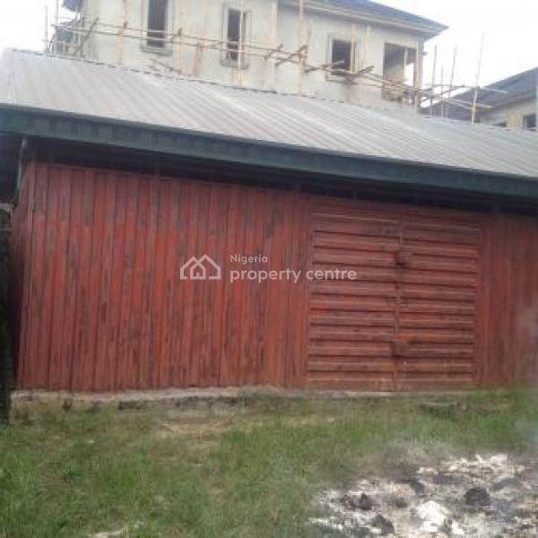 Warehouses Sitting 670sqm of Land, Ado, Ajah, Lagos, Warehouse for Rent