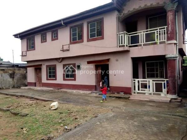 5 Bedroom Duplex with Register Survey Plan, Afolabi, Akesan, Igando, Ikotun, Lagos, Detached Duplex for Sale