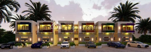 Great Deal: Luxurious 4 Bedroom Terrace Duplex (off Plan Project with 9months Delivery), Plot 1797 Cadastral Zone,  Behind Ministers Quarters, Mabuchi, Abuja, Terraced Duplex for Sale