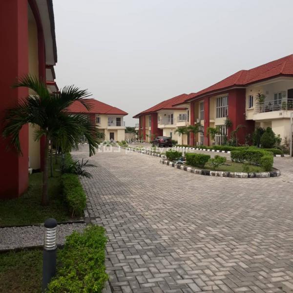 4 Bedroom Semi Detached Duplex + Bq, Northpoint Estate Phase 2, Chevron, Lekki, Lagos, Semi-detached Duplex for Sale
