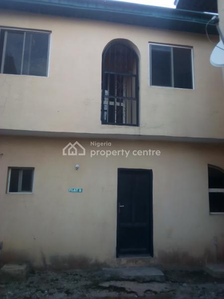 2 Bedroom Detached Duplex Sharing Compound, Matogun, Giwa Okearo, Agbado, Ifo, Ogun, Detached Duplex for Rent