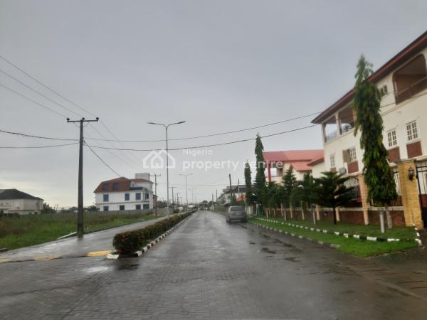 660sqm Land, Fountain Springs Ville Estate, Along Monastery Road, Behind Shoprite, Sangotedo, Ajah, Lagos, Residential Land for Sale