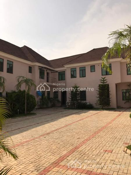 Topnotch Serviced 5 Bedroom Detached Duplex with 2 Bedroom Chalet, Ideally for Expatriates, Vips, Katampe Extension, Katampe, Abuja, House for Rent