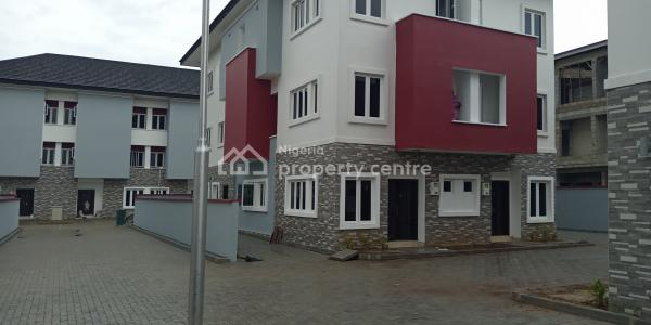 We Have a New 4 Bedroom Semi Detached House  in a Mini Estate, Behind Oando Ikate (near Convenant Christain Center), Ikate Elegushi, Lekki, Lagos, Semi-detached Duplex for Rent