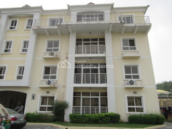 a Lovely Luxury 3 Bedroom Apartment Plus Bq, Cromwell Estate, Chevron, Chevy View Estate, Lekki, Lagos, Flat for Rent