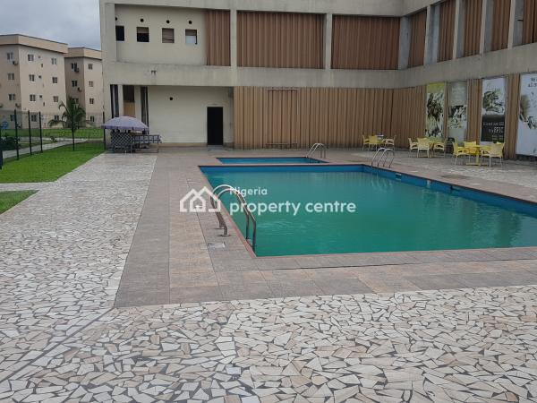 Luxury 3 Bedroom Serviced Apartment, Golf Esate, Rivtaf, Off Peter Odili Road, Trans Amadi, Port Harcourt, Rivers, Mini Flat for Rent