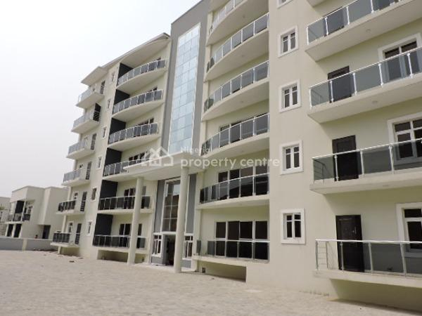a Well  Finished 3 Bedroom Luxury Apartments for Sale in Dideolu Estate, Victoria Island, Providence Court, Dideolu Estate, Oniru, Victoria Island (vi), Lagos, Block of Flats for Sale