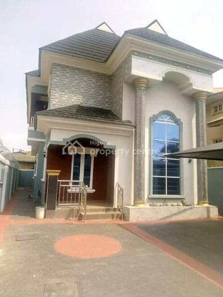 a Fantastically Built and Modern Relatively Fully Furnished 3 Bedroom Detached Duplex with a Room Bq, Off Charity Road, Abule Egba, Agege, Lagos, Detached Duplex for Sale