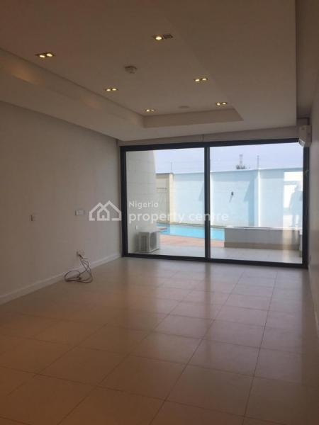 3 Bedroom Apartment with a Service Quarters, Banana Island, Ikoyi, Lagos, Flat for Rent