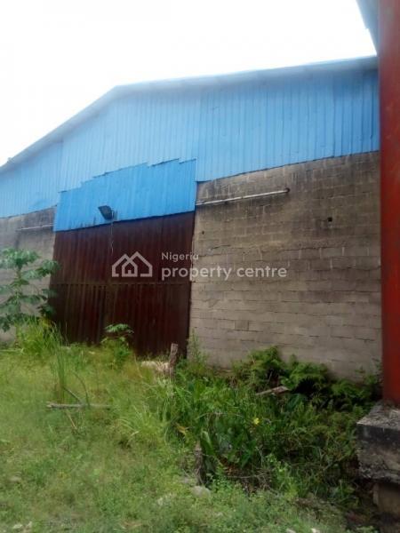 3 Bay  (2 Bay Double and 1 Bay Single) Warehouse, Abijo Lekki-epe Expressway, Abijo, Lekki, Lagos, Warehouse for Rent