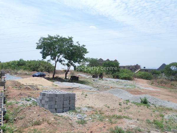 4 Bedrooms + Bq, Asokoro District, Abuja, Terraced Duplex for Sale