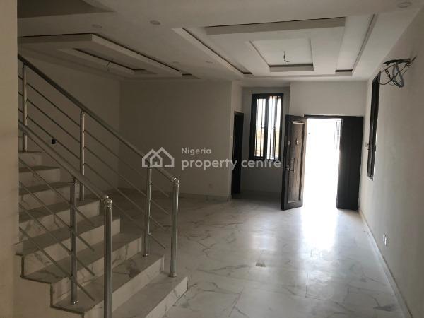 4 Bedroom Terrace in Mini Estate, Osapa, Lekki, Lagos, House for Sale