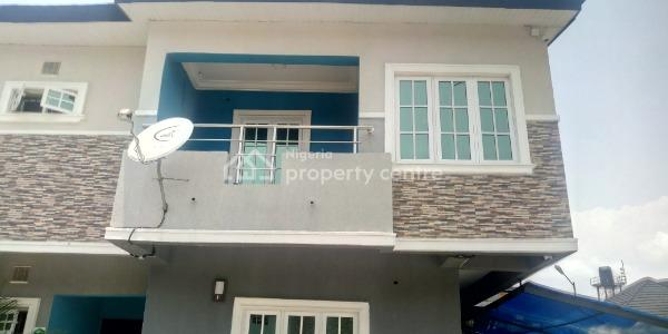 a Unit of 4 Bedroom Semi Detached House with a Room Boys Quarters, Lekki Paradise Estate, Off Chevron Drive, Lekki, Lagos, Semi-detached Duplex for Sale