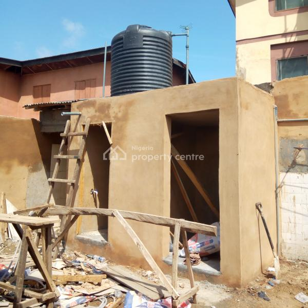 a Newly Built Room Self Contained, Bajulaye Rd, Bariga, Shomolu, Lagos, Flat for Rent