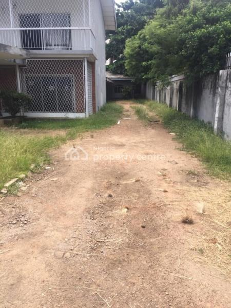 Land with a Detached Duplex, Off Ademola Adetokunbo, Victoria Island (vi), Lagos, Mixed-use Land for Sale