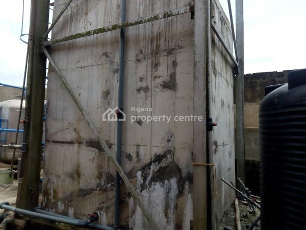 Warehouse 6742_ Sqm.  Factory Size, Structure Includes; Reception, Offices, Conference Room, Production Room, Consists  *4046 Sqm*, ( Bang Amos Industrial Estate) Off Gberigbe / Imota Road, Ikorodu, Lagos, Warehouse for Sale