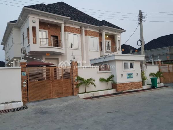 5 Bedroom Duplex + Bq, Orchid Road, Lekki, Lagos, Detached Duplex for Sale