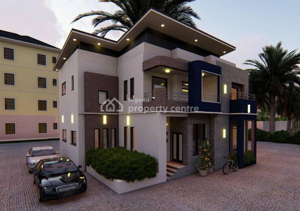 Luxury 5 Bedroom Detached Duplex, Apo, Abuja, Detached Duplex for Sale