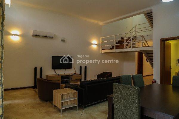 Sabrinas World (luxury 3 Bedroom Duplex with Pool), Ondo Street, Banana Island, Ikoyi, Lagos, House Short Let