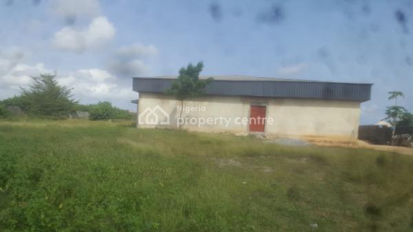 1200sqm Warehouse on 12plots of Land, Abijo, Lekki, Lagos, Warehouse for Rent