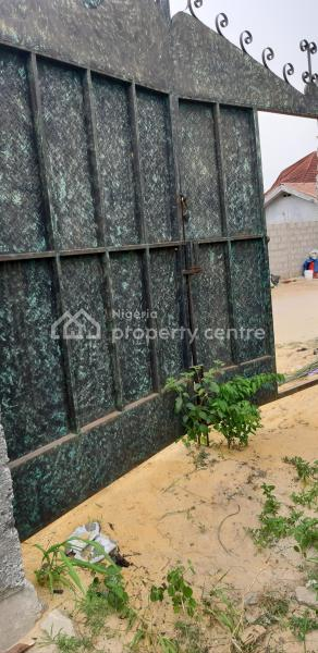 Gazzetted 728 Sqm  Fully Fenced and Gated Plot of Corner Piece Dry Land in a Strategic Location in Fidiso Estate., Fidiso Estate, a Minute Drive Away From Novare Mall., Sangotedo, Ajah, Lagos, Mixed-use Land for Sale