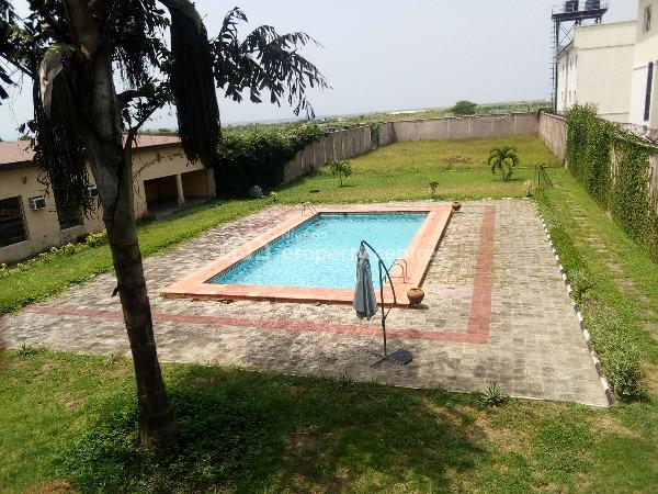 Serviced 3 Bedroom Flat with a Room Boys Quarters, Michael Olawale Cole, Lekki Phase 1, Lekki, Lagos, Flat for Rent