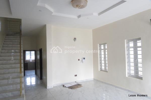 Neatly Completed 4 Bedroom Semi Detached Duplex, Off Chevron Alternative Route, Chevy View Estate, Lekki, Lagos, Semi-detached Duplex for Rent