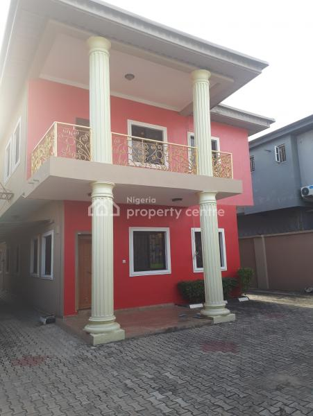 a 5 Bedroom Detached House with 1 Bedroom Guest Chalet , and 3 Sitting Room. Very Good Residential Or Office, Lekki Phase 1, Lekki, Lagos, Detached Duplex for Rent
