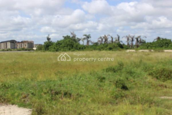3 Hectares of Bare Land for Sale, Along Orchid Road #19.5m, Along Orchird Road, Chevron, Lafiaji, Lekki, Lagos, Mixed-use Land for Sale