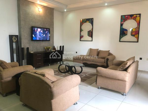 3 Bedroom Furnished Terrace Duplex, Lekki Phase 1, Lekki, Lagos, Terraced Duplex for Rent