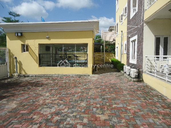 Luxury 3 Bedroom Flat with 1 Room Bq and Excellent Facilities, Parkview, Ikoyi, Lagos, Flat for Rent