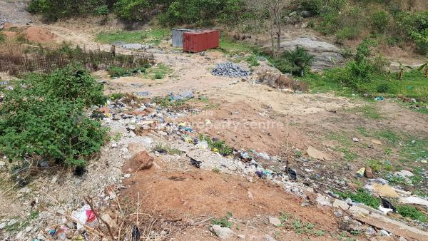 2000sqm Low Density Land on a Slope, Close to Asokoro, Guzape District, Abuja, Residential Land Joint Venture