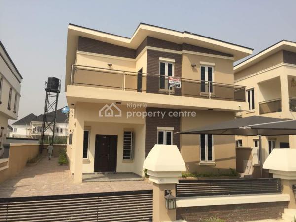 a Well Structured 5 Bedroom Duplex with Bq, Megamound Estate, Lekki, Lagos, Detached Duplex for Sale