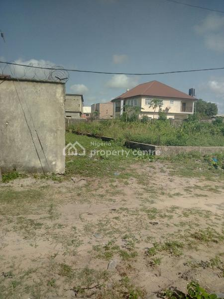 2 Plots of Land in an  Already Developed Area, Along Abraham Adesanya Road, Okun Ajah, Lekki Phase 2, Lekki, Lagos, Residential Land for Sale
