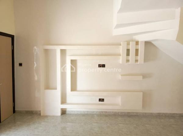 Fully Serviced Brand New 4 Bedroom Terrace Duplex, Chevron Head Office, Lekki Phase 2, Lekki, Lagos, Terraced Duplex for Rent