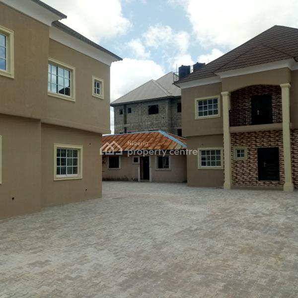 Executive Newly Built House of Flats and Duplex in a Compound for Long Lease, Opposite Crown Estate, Sangotedo, Ajah, Lagos, Flat for Rent