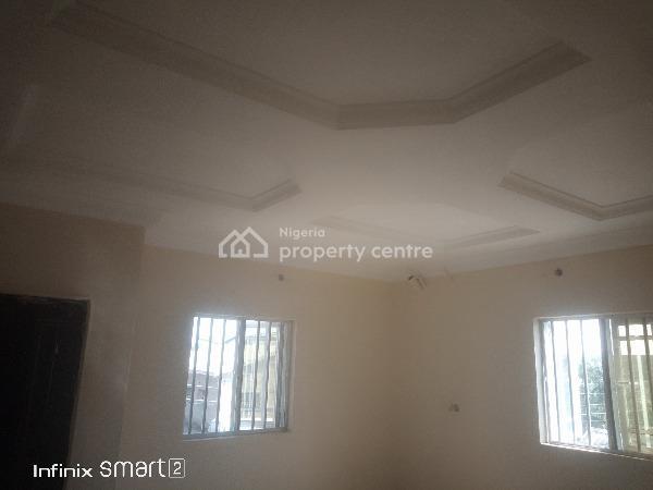 Good Newly Built 2 Bedroom Flat Pop Ceiling Each Rooms with Wardrobe, Progress Estate, Baruwa, Ipaja, Lagos, Flat for Rent