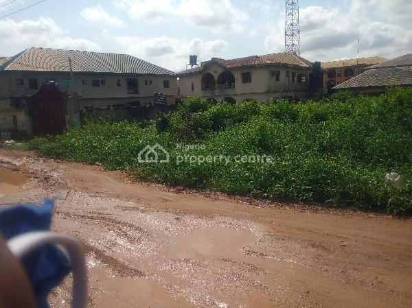 Half(380sqmts) of Land, Ago Palace, Isolo, Lagos, Residential Land for Sale