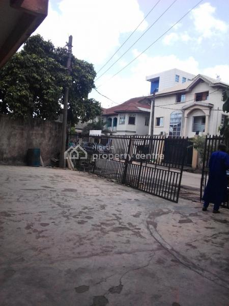 a 2 Storey Building, Alagomeji, Yaba, Lagos, Detached Duplex for Sale
