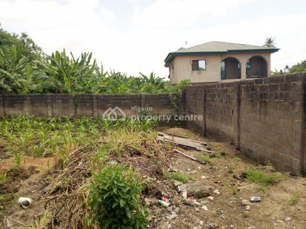 Genuine Fenced Plot, Larry Area, Off Sharp Corner, Oluyole Estate, Challenge, Ibadan, Oyo, Residential Land for Sale