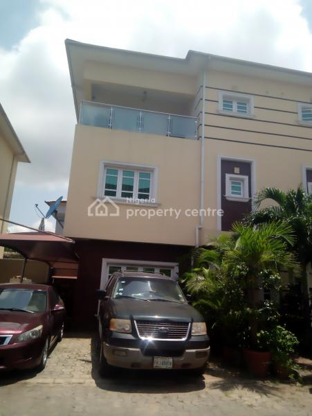 4 Bedroom Semi Detached, Maryland Crescent, Maryland, Lagos, House for Sale