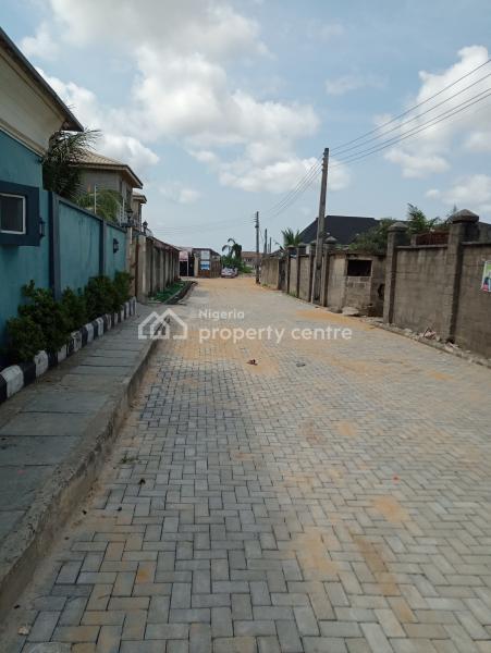 a Plot of Land with 2 Units of 3 Bedroom Flat, Greenland Estate,  Along Lekki-epe Expressway, Olokonla, Ajah, Lagos, Land for Sale